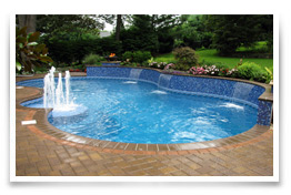 Vinyl Pools Installation In Burlington Nc K Built